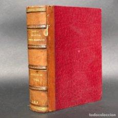 Libros antiguos: 1904 - ALCUBILLA - DERECHO - BELLA ENCUADERNACIÓN - BOLETÍN JURÍDICO-ADMINISTRATIVO. Lote 195353668