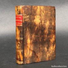 Libros antiguos: 1820 EL DERECHO DE GENTES - VATTEL - RELACIONES INTERNACIONALES - DIPLOMACIA - DERECHO GUERRA. Lote 195353773