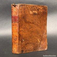 Libros antiguos: 1820 - JUAN SALA - ILUSTRACIÓN DEL DERECHO REAL DE ESPAÑA - PEGO . Lote 195354237