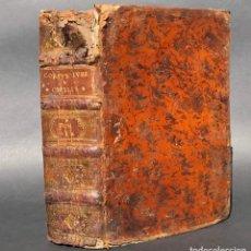 Libros antiguos: 1614 - CORPUS IURIS CIVILIS - DERECHO CIVIL - CÓDIGO JUSTINIANO - DIONISIO GOTHOFREDO. Lote 195355666