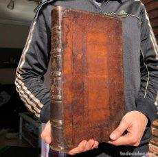 Libros antiguos: 1670 - DE SUBHASTATIONE TRACTATUS - DERECHO - ENCUADERNACIÓN - ROTA . Lote 195362888