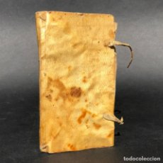 Libros antiguos: LLIBRE FACIL DE COMPTES FETS - CATALUÑA - PERGAMINO - MONEDA CATALANA - GERONA . Lote 195388843