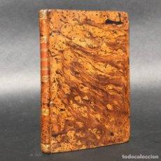 Libros antiguos: 1855 PROLEGOMENOS DEL DERECHO - PEDRO GÓMEZ DE LA SERNA - MAHÓN. Lote 195388893