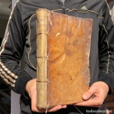 Libros antiguos: 1640 DERECHO - FOLIO - PERGAMINO - CAZA - JUDIO - MOROS - RECOPILACION DE LAS LEYES DESTOS REYNOS. Lote 195447580