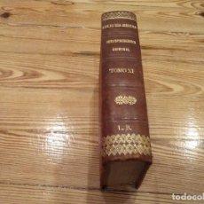 Libros antiguos: JURISPRUDENCIA CRIMINAL 1875. Lote 195486251