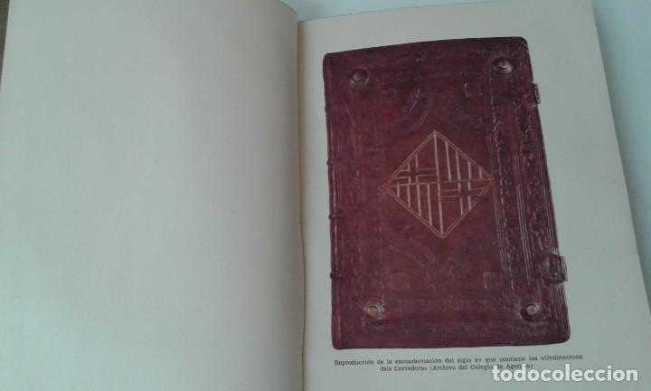 Libros antiguos: Ordinacions de los mediadores mercantiles de Barcelona tirada numerada de 100 ejemplares pergamino - Foto 5 - 114962423