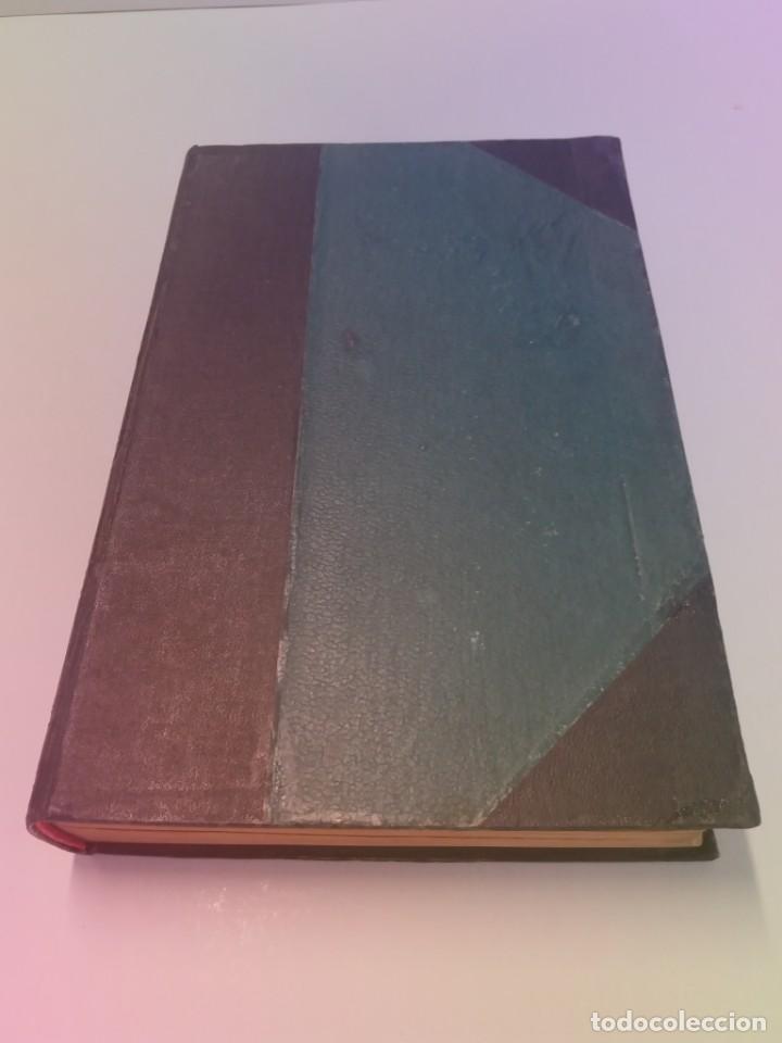 Libros antiguos: EL ABOGADO POPULAR DERECHO LEYES CONSULTAS PRACTICAS 1905 - Foto 5 - 199624891