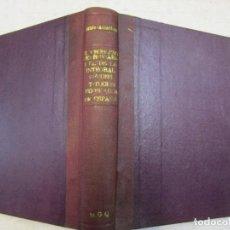 Libros antiguos: EL PROBLEMA FERROVIARIO Y DE LA INTEGRAL RECONSTITUCION ECONOMICA DE ESPAÑA - JULIO LAZURTEGUI 1920.. Lote 201681548