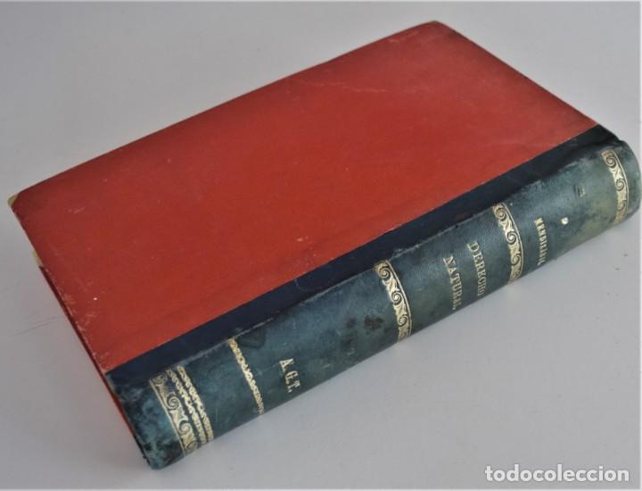 Libros antiguos: DERECHO NATURAL - LUIS MENDIZÁBAL Y MARTÍN - ESTABLECIMIENTO TIPOGRÁFICO LA EDITORIAL, ZARAGOZA 1908 - Foto 3 - 202401153