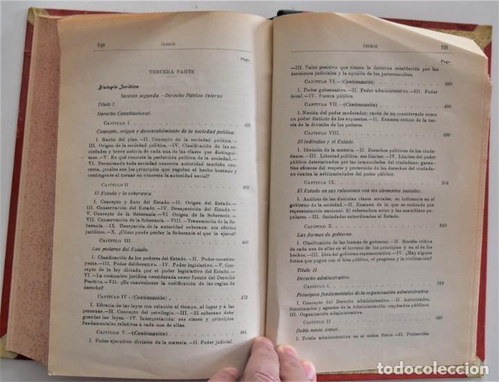 Libros antiguos: DERECHO NATURAL - LUIS MENDIZÁBAL Y MARTÍN - ESTABLECIMIENTO TIPOGRÁFICO LA EDITORIAL, ZARAGOZA 1908 - Foto 9 - 202401153