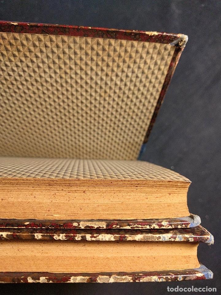 Libros antiguos: El matrimonio. La familia según el derecho vigente. Gabriel R. España. Madrid. 1895 h. 2 vols. - Foto 8 - 203296067