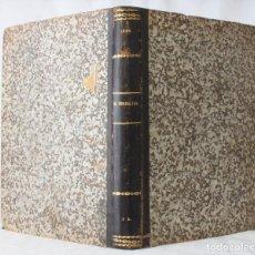 Libros antiguos: EL CONSULTOR DE LOS AYUNTAMIENTOS Y DE LOS JUZGADOS MUNICIPALES. AÑO 34º 1886. FERMÍN ABELLA.. Lote 203296737