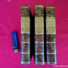 Libros antiguos: LIBROS ANTIGUOS PRINCIPIOS DE LEGISLACIÓN UNIVERSAL 1821. Lote 203339141