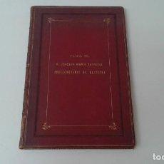 Livres anciens: MEMORIA RELATIVA AL ESTADO GENERAL DE HACIENDA LAUREANO FIGUEROA 1870. Lote 203760667
