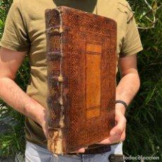 Livres anciens: 1618 COMMENTARIORUM IURIS CIVILIS IN HISPANIAE REGIAS CONSTITUTIONES - DERECHO CIVIL - INQUISICION -. Lote 204073836