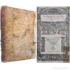Libros antiguos: 1536 - GÓTICO POST-INCUNABLE - NICOLÓ DE' TUDESCHI - DECRETALES - DERECHO - PERGAMINO, FOLIO, 41 CM.. Lote 205255825