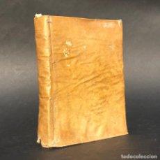 Livres anciens: 1803 - PEGO - JUAN SALA - ILUSTRACIÓN DEL DERECHO REAL DE ESPAÑA - PERGAMINO. Lote 205709522