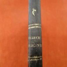 Libros antiguos: DERECHO MERCANTIL. ANTIGUO. Lote 206351701