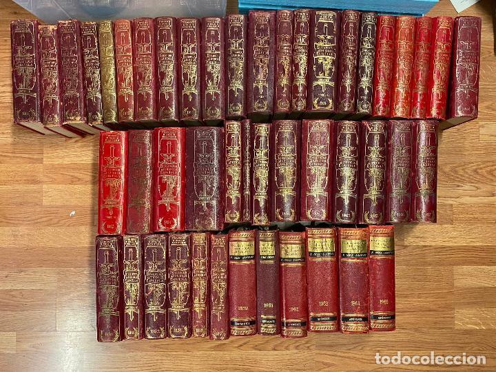 ENCICLOPEDIA JURIDISICA ESPAÑOLA 51 TOMOS APENDICES DESDE 1911 HASTA 1972 EN PERFECTO ESTADO (Libros Antiguos, Raros y Curiosos - Ciencias, Manuales y Oficios - Derecho, Economía y Comercio)