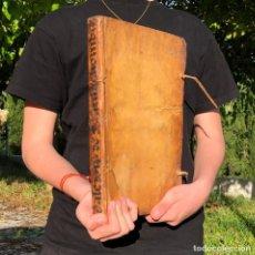 Libros antiguos: 1665 DERECHO MERCANTIL - ROMÁN VALERON - TRACTATUS DE TRANSACTIONIBUS - PERGAMINO - FOLIO. Lote 207067646