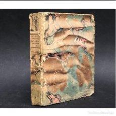 Libros antiguos: 1800 - CONTINUACIÓN Y SUPLEMENTO DEL PRONTUARIO - DON SEVERO AGUIRRE - JOSEPH GARRIGA. Lote 207117230