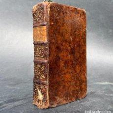 Libros antiguos: 1754 - JUSTINIANI, IMPERATORIS INSTITUTIONUM - DERECHO ROMANO - JUSTINIANO. Lote 207126762