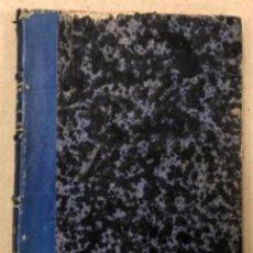 Libros antiguos: PROYECTO DE APÉNDICE DEL CÓDIGO CIVIL PARA CATALUÑA DE 1896. ACADEMIA DE DERECHO DE BARCELONA.. Lote 154784986