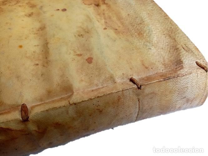 Libros antiguos: PRAXIS CIVILIS NOBILIS - LIBRO DE DERECHO EN LATÍN S XVII - Foto 3 - 207546756