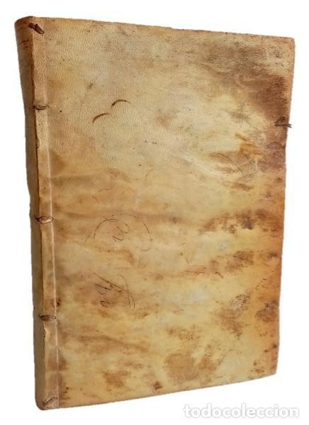 Libros antiguos: PRAXIS CIVILIS NOBILIS - LIBRO DE DERECHO EN LATÍN S XVII - Foto 4 - 207546756