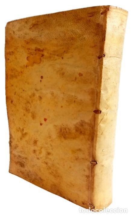 Libros antiguos: PRAXIS CIVILIS NOBILIS - LIBRO DE DERECHO EN LATÍN S XVII - Foto 5 - 207546756