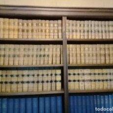 Libros antiguos: DICCIONARIO DE LA ADMINISTRACIÓN ESPAÑOLA. ALCUBILLA. AÑOS 1886 Y SS. 89 VOLÚMENES. Lote 208386578