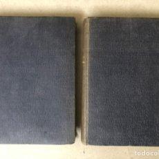 Libros antiguos: DERECHO CIVIL ESPAÑOL. APUNTES MANUSCRITOS. AÑO 1859. 2 TOMOS.. Lote 208863660