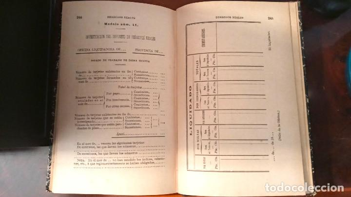 Libros antiguos: MANUAL DE DERECHOS REALES Y TRANSMISIÓN DE BIENES- ABELLA - SEPT EDICION MADRID 1911 - Foto 7 - 189374927