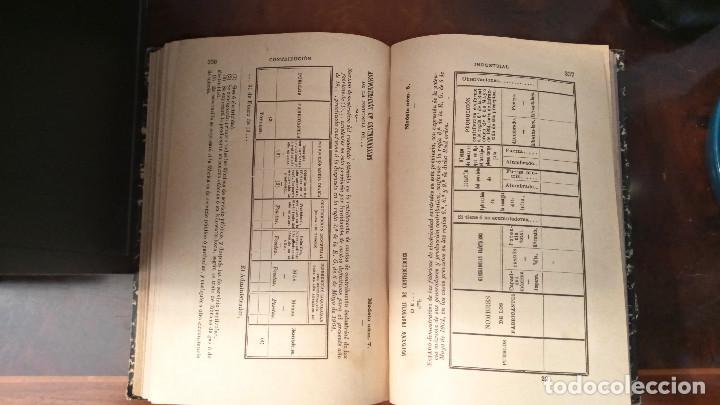 Libros antiguos: PRONTUARIO DE LA CONTRIBUCIÓN INDUSTRIAL- ABELLA - MADRID 1911 - Foto 7 - 189375836