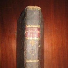 Libros antiguos: PRINCIPES D'ADMINISTRATION PUBLIQUE CHARLES -JEAN BONNIN 1812 PARIS TOME I. Lote 211935943