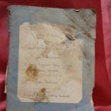 Libros antiguos: LA NOTARÍA SEGÚN LA LEGISLACIÓN Y LA CIENCIA, JUAN EUGENIO RUIZ GOMEZ (TOMO I). 1879. L.6922-756. Lote 213715535