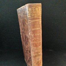Libros antiguos: ALONSO, D. JOSÉ. TRATADO TEÓRICO PRÁCTICO DE LOS RECURSOS DE FUERZA Y PROTECCION (1860). Lote 214470127