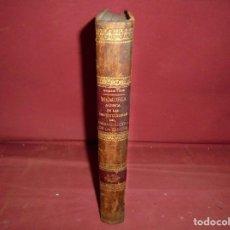 Libros antiguos: MAGNIFICO LIBRO ANTIGUO MEMORIA DE LAS INSTITUCIONES DEL DERECHO CIVIL DE CATALUÑA DEL 1883. Lote 214470293
