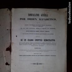 Libros antiguos: CALLEJERO DE MADRID - 1843. Lote 214582116