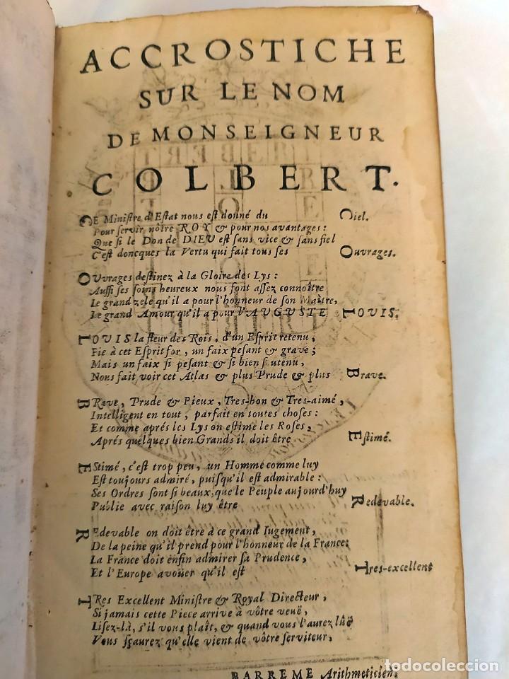 Libros antiguos: AÑO 1703: LAS CUENTAS HECHAS. TARIFA GENERAL DE MONEDAS.LIBRO DE ECONOMÍA CON FRONTISPICIO. - Foto 8 - 203062990