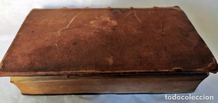 Libros antiguos: AÑO 1703: LAS CUENTAS HECHAS. TARIFA GENERAL DE MONEDAS.LIBRO DE ECONOMÍA CON FRONTISPICIO. - Foto 16 - 203062990