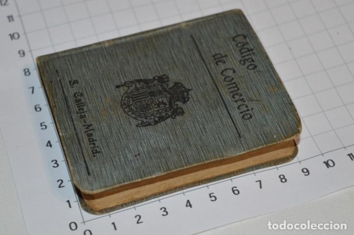 Libros antiguos: CALLEJA - BIBLIOTECA DEL DERECHO VIGENTE - CÓDIGO de COMERCIO / Número 01 - Finales 1800 - ¡Mira! - Foto 2 - 217033905