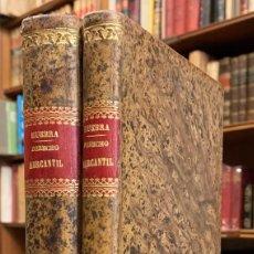 Libros antiguos: CURSO DE DERECHO MERCANTIL. PABLO GONZALEZ HUEBRA. Lote 218136182