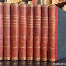 Libros antiguos: RECOPILACIÓN CONCORDADA Y COMENTADA DE LA COLECCIÓN LEGISLATIVA DE ESPAÑA PARA EL USO DE LOS JURISCO. Lote 218384935