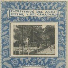 Libros antiguos: EL OBSERVATORIO METEOROLÓGICO DEL AGRICULTOR. CATECISMO DEL AGRI... ED. CALPE. MADRID. 1921. PP. 30. Lote 218722801