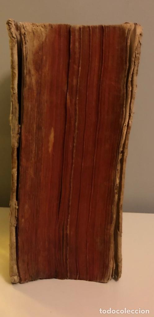 Libros antiguos: AÑO 1581 - DIGESTO DE JUSTINIANO A DOS TINTAS - PANDECTARUM SEU DIGESTUM IURIS CIVILIS - GRAN TAMAÑO - Foto 29 - 218751242
