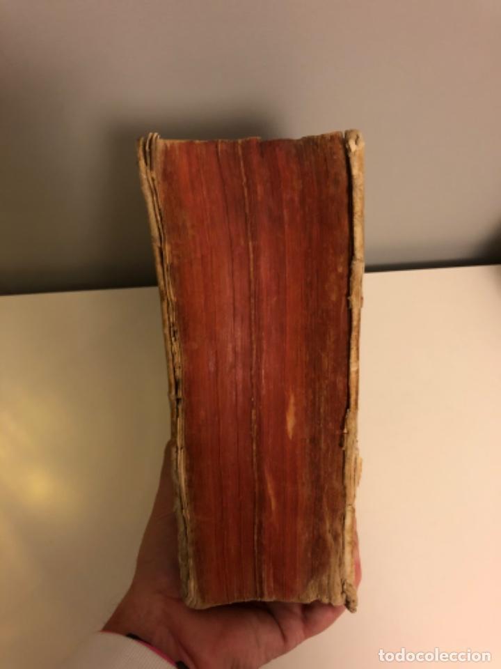 Libros antiguos: AÑO 1581 - DIGESTO DE JUSTINIANO A DOS TINTAS - PANDECTARUM SEU DIGESTUM IURIS CIVILIS - GRAN TAMAÑO - Foto 5 - 218751242