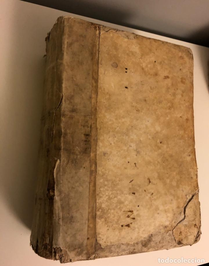 Libros antiguos: AÑO 1581 - DIGESTO DE JUSTINIANO A DOS TINTAS - PANDECTARUM SEU DIGESTUM IURIS CIVILIS - GRAN TAMAÑO - Foto 25 - 218751242