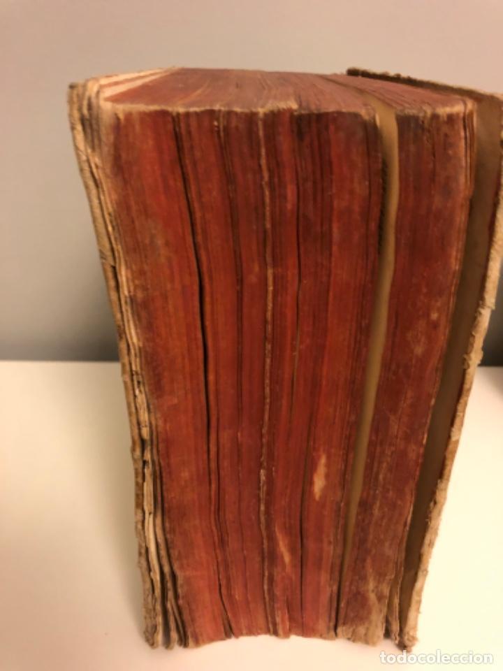 Libros antiguos: AÑO 1581 - DIGESTO DE JUSTINIANO A DOS TINTAS - PANDECTARUM SEU DIGESTUM IURIS CIVILIS - GRAN TAMAÑO - Foto 26 - 218751242