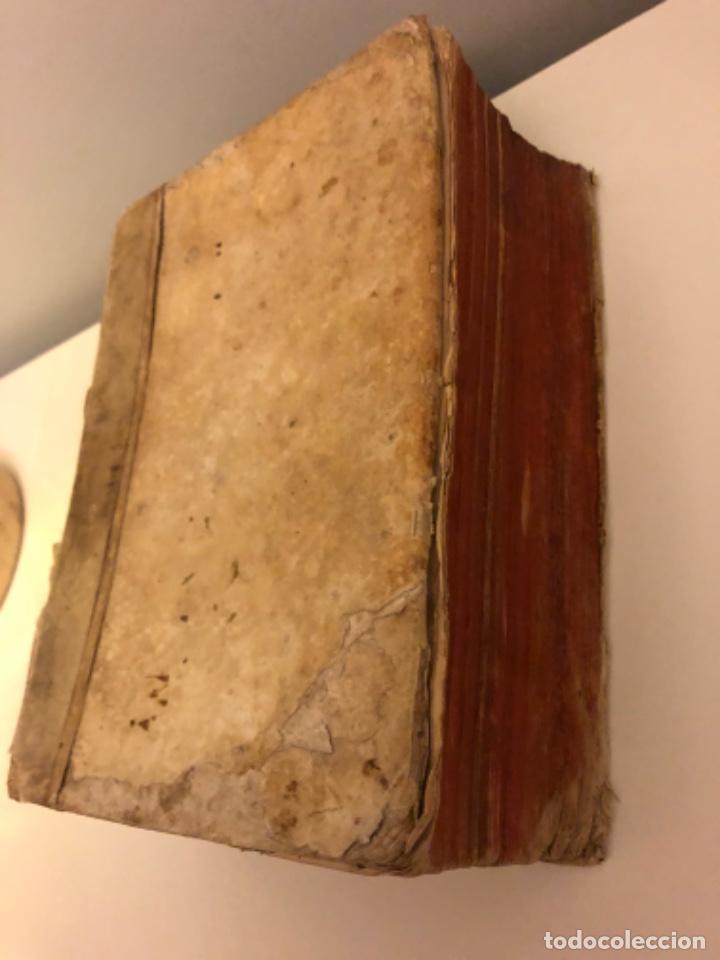 Libros antiguos: AÑO 1581 - DIGESTO DE JUSTINIANO A DOS TINTAS - PANDECTARUM SEU DIGESTUM IURIS CIVILIS - GRAN TAMAÑO - Foto 30 - 218751242